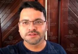 Berg Lima afirma que respeita, mas recorrera de decisão do TJPB que o afastou da Prefeitura de Bayeux