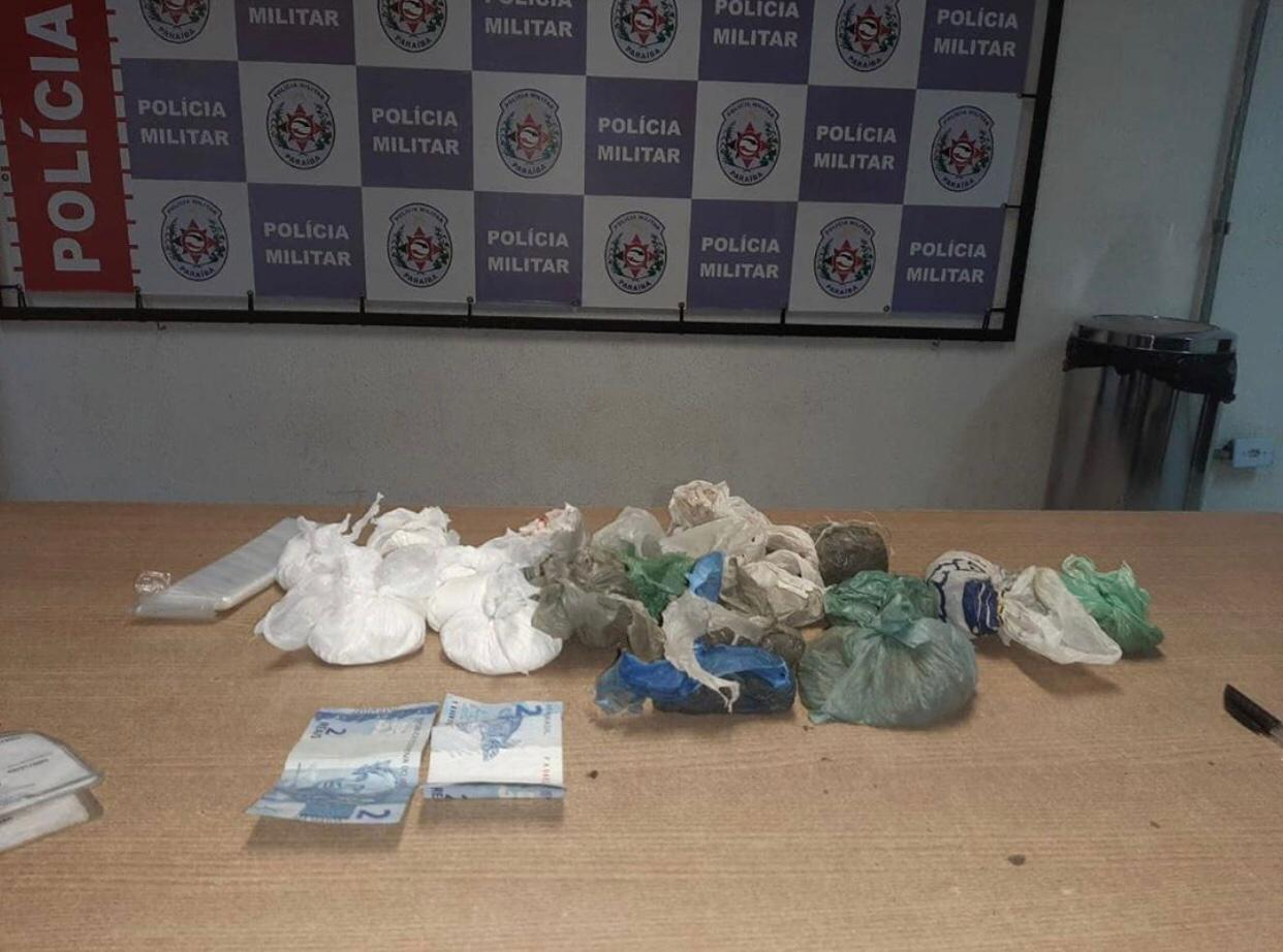 472d98c3 6271 4200 b4f2 25e804885531 - Operação Trabalhador: Polícia prende seis suspeitos, apreende três armas de fogo e drogas na Capital