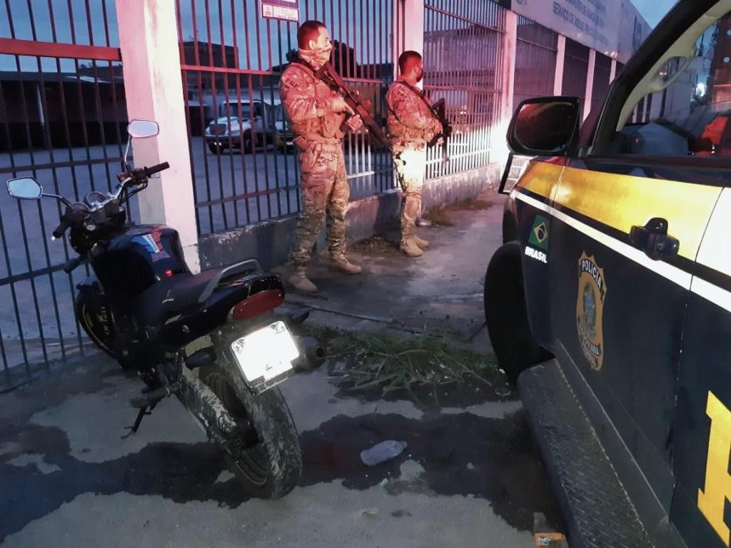 53cea2d6 aebe 402b aef8 cf66b7612639 1024x768 - Mecânico embriagado pega moto de cliente sem autorização, foge da polícia e é preso pela PRF - VEJA VÍDEO