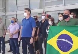 Bolsonaro e ministros participam de manifestação pelo fim do isolamento social – VEJA VÍDEO