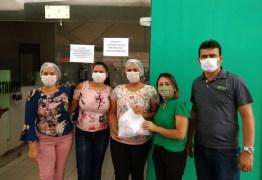 Prefeitura de Bayeux garante segurança alimentar e distribui máscaras para população vulnerável no combate ao coronavírus