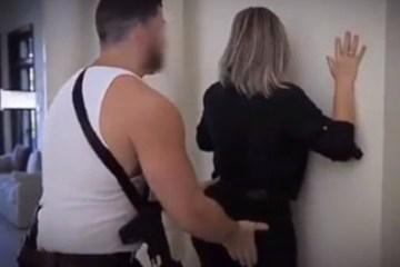 """""""Queria meu lugar"""", diz Joice após Carlos postar vídeo dela apalpada por homem"""