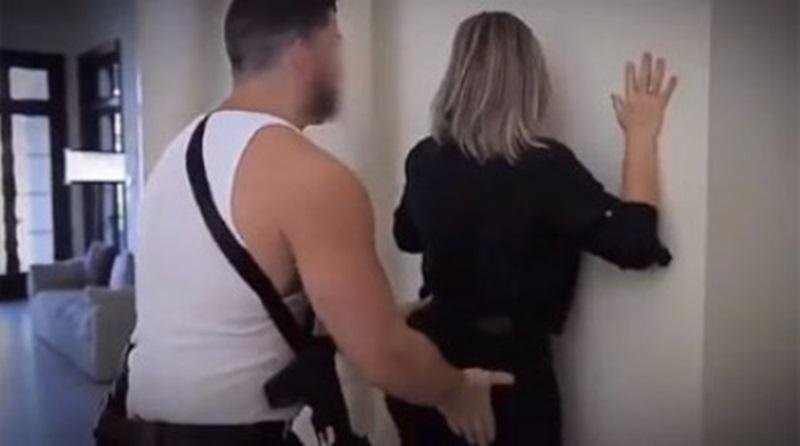 """7 37 - """"Queria meu lugar"""", diz Joice após Carlos postar vídeo dela apalpada por homem"""