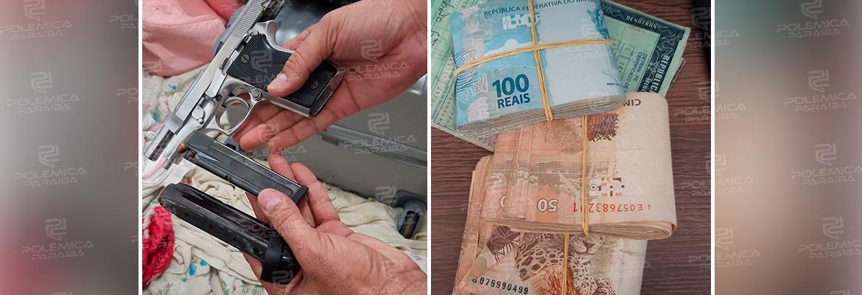 76ce78a8 a221 40fd 9d74 01f8d550ee75 - OPERAÇÃO CARROSSEL: Polícia Federal prende responsáveis por roubos de agências dos Correios na PB