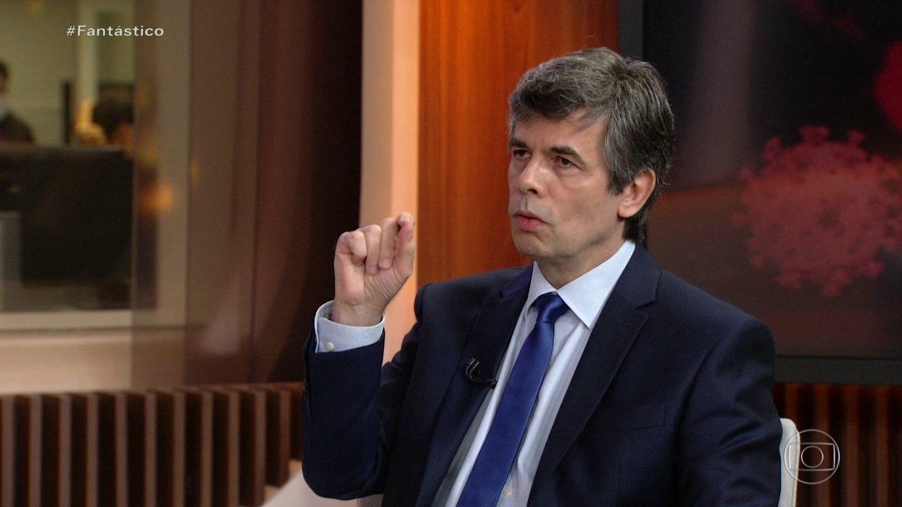 8576527 x720 - Antecipar uso da cloroquina teve peso, diz Nelson Teich sobre saída do Ministério da Saúde
