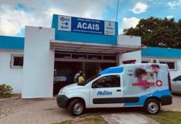 Prefeito Renato Mendes reabre Unidade de Saúde e entrega ambulância para atender comunidades; VEJA VÍDEO