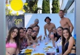 Jogadores causam polêmica na Espanha ao fazerem almoço em família durante pandemia