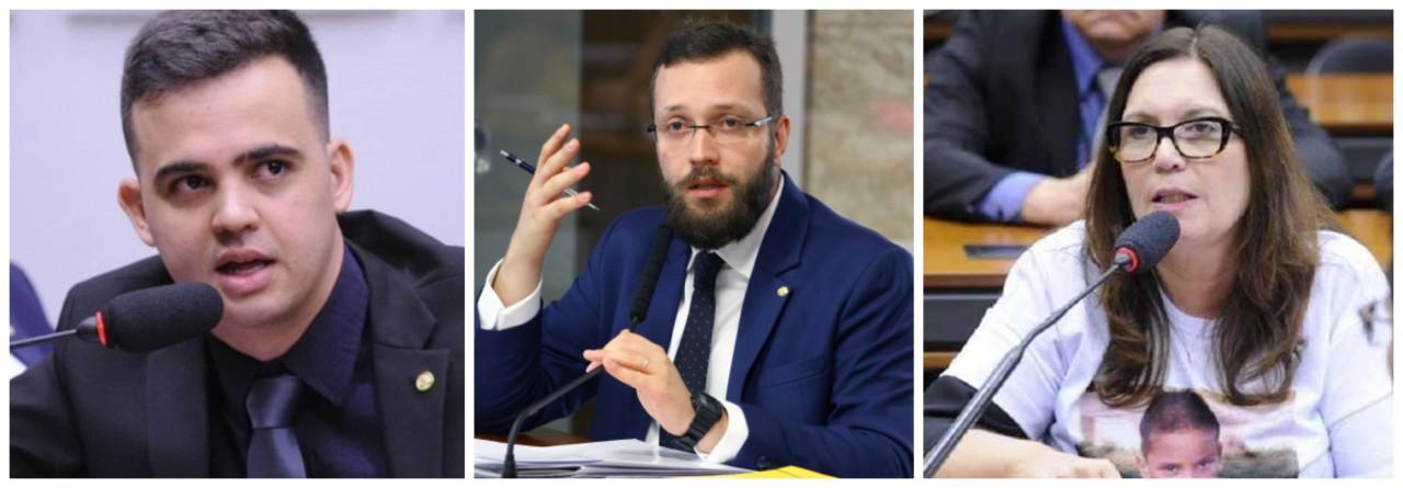 BeFunky collage 5 - Deputados investigados no inquérito das fake news pedem impeachment de Alexandre de Moraes