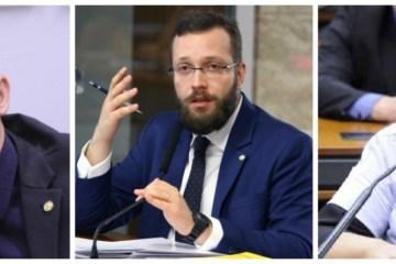 Deputados investigados no inquérito das fake news pedem impeachment