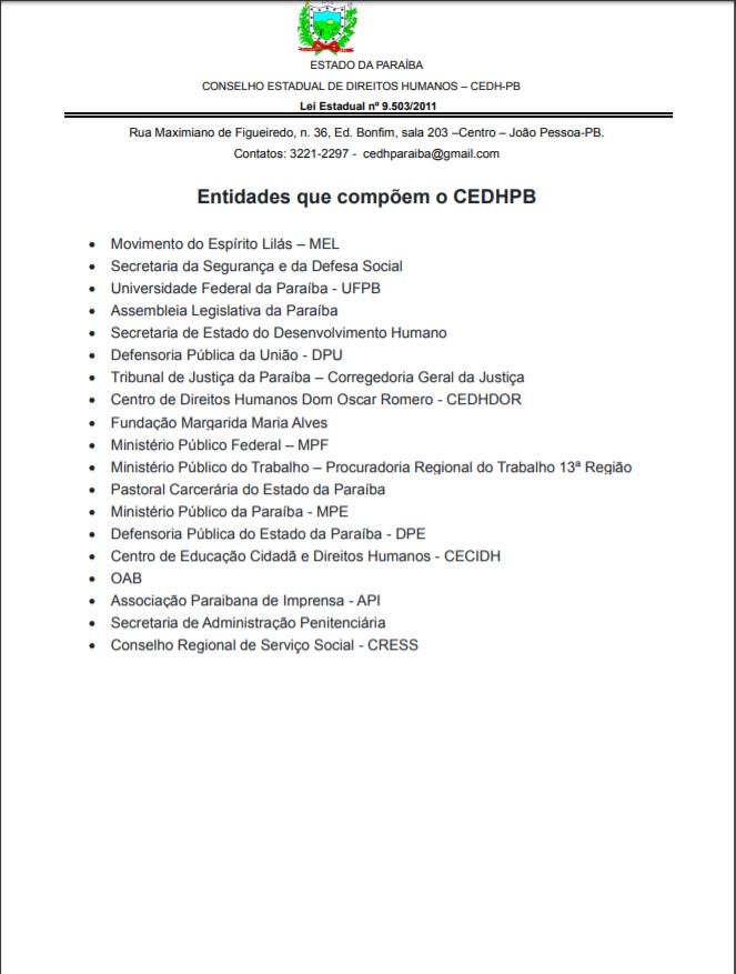 Capturar 53 - 'Ataque à liberdade de imprensa': CEDHPB repudia fala do empresário Roberto Cavalcanti