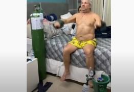 Com coronavírus, Sikêra posta vídeo fazendo exercícios para mostrar que está se recuperando – VEJA VÍDEO
