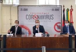 COMBATE AO CORONAVÍRUS: PMJP anuncia fechamento do acesso às praias, parques e ciclovias – VEJA VÍDEO