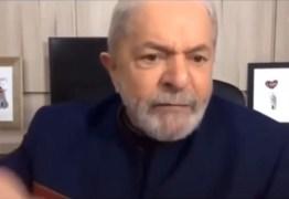 Lula comemora surgimento do Coronavírus e se mostra um deserto de ideias para a crise – Por Suetoni Souto Maior