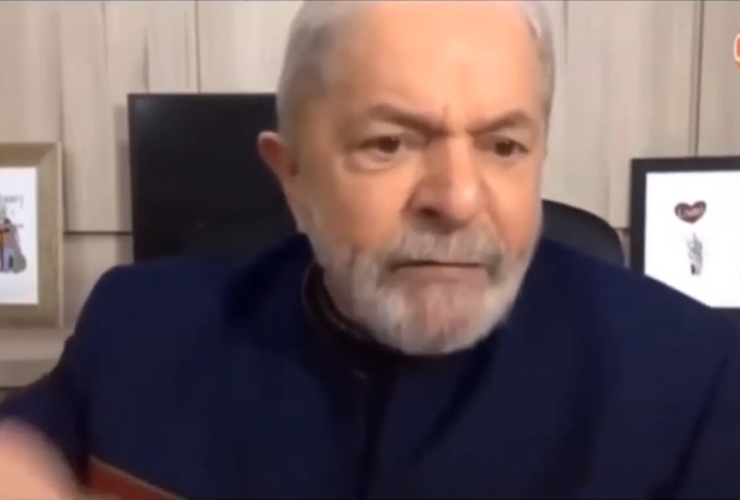 Capturark 4 - Lula comemora surgimento do Coronavírus e se mostra um deserto de ideias para a crise - Por Suetoni Souto Maior