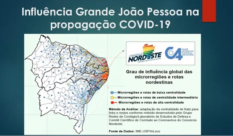 Capturaro 7 - Na Paraíba as decisões são tomadas baseadas na ciência, diz João ao apresentar plano de retomada da economia - VEJA VÍDEO
