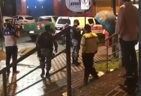 Capturarp - SEM TRUCULÊNCIA: PMPB esclarece em nota que não destruiu bancos de feirantes no Mercado Central