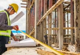 Número de empresas atuantes na construção civil na Paraíba cresce 97% em 10 anos, diz IBGE