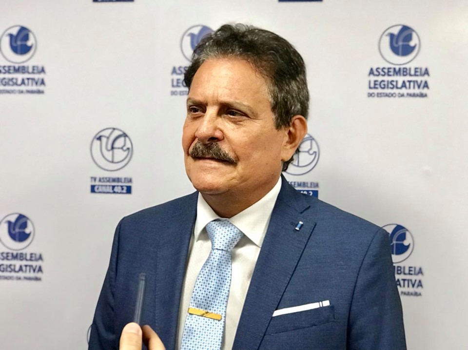 DEPUTADO TIÃO GOMES - Pelo segundo ano consecutivo, Tião Gomes é escolhido na ALPB como relator da LDO 2021