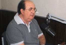 Ex-prefeito de Patos, Dinaldo Wanderley, é internado em Hospital de João Pessoa