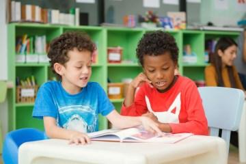 FOTO 1 2 - Educação Infantil: estudantes poderão ter acesso a livros didáticos