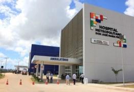 CRM-PB constata falta de medicamentos no Hospital Metropolitano