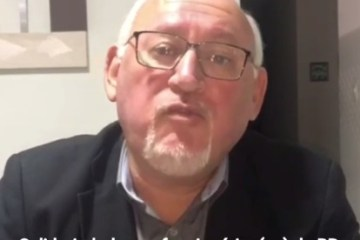 Marcos henriques - CONTRA A PRIVATIZAÇÃO: Marcos Henriques presta solidariedade a funcionários do Banco do Brasil - VEJA VÍDEO