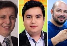 NA POP FM: Ruy Dantas, Paulo Neto e Fábio Bernardo estreiam novo programa ao meio-dia – SAIBA DETALHES
