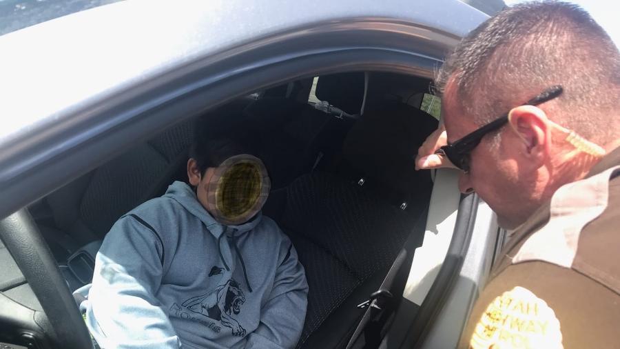 adrian de 5 anos foge com carro da familia para comprar lamborghini em utah nos eua 1588689445061 v2 900x506 - Criança de cinco anos rouba carro da família e foge de casa após discutir com a mãe