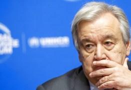 Pandemia desencadeou 'tsunami de ódio e xenofobia', alerta ONU – VEJA VÍDEO