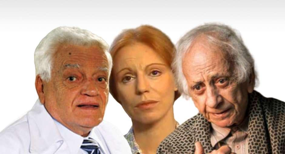atores 2 - Por que alguns artistas idosos decidem antecipar a morte - Por Jeff Benício