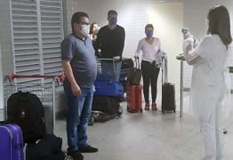 Anvisa parabeniza Vigilância Sanitária de Bayeux pela ação de imunização no Aeroporto Castro Pinto