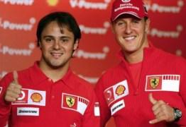Massa revela ter informações sobre estado de saúde de Schumacher