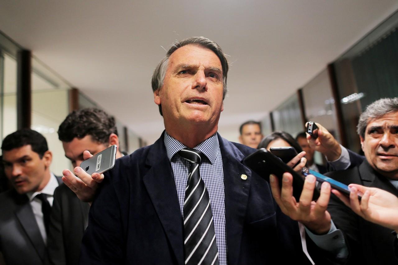 brasil politica eleicoes bolsonaro 20180904 0001 copy - NOVO RECORDE: Pesquisa Datafolha aponta que rejeição ao presidente Bolsonaro cresce