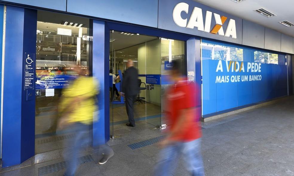 caixa  - Devido ao feriado de Corpus Christi, agências bancárias não funcionam nesta quinta-feira na Paraíba
