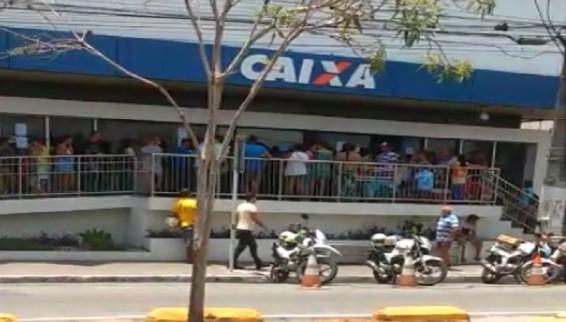caixa 1 - Após desligamento de funcionários da Caixa, Sindicato dos Bancários da Paraíba emite nota de repúdio à decisão