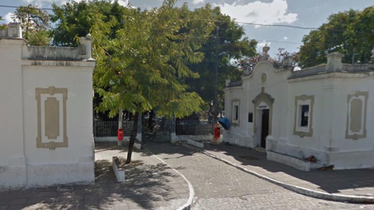 cemiteriosenhordaboasentencafachada 1280x720 1 - Evitar aglomerações: Cemitérios de João Pessoa estarão fechados ao público no Dia das Mães.