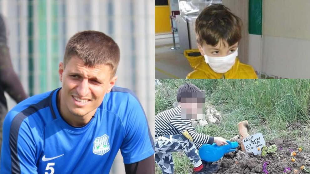 cevher toktas asesino a su hijo de 5 anos que padecia coronavirus. daily sabah - Jogador confessa que assassinou o próprio filho: 'Não o queria'