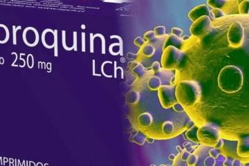 cloroquina - OMS suspende testes com cloroquina e hidroxicloroquina contra a Covid-19