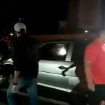 colisao frontal entre carros deixa feridos graves em joao pessoa e motociclista morre em acidente em campina grande 1 - COLISÃO FRONTAL:  motociclista morre em acidente em Campina Grande