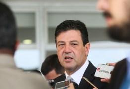 Brasil pode se tornar o país com mais casos de Covid-19 no mundo, diz Mandetta