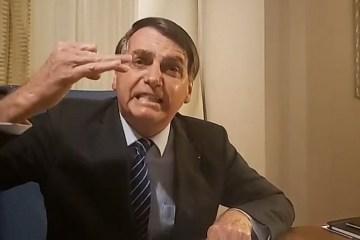 csm bolsonaro live arabia e556f8c42e - Em reunião com ministros, Bolsonaro critica STF e ameaça resistir a decisões da corte