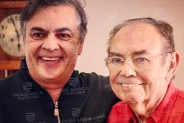 HOMENAGEM: Cássio comemora aniversário de 90 anos do tio Ivandro Cunha Lima