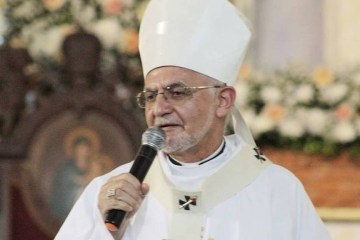 dom delson arcebispo paraíba - FESTA DAS NEVES: Dom Delson preside Missa dos Santos Óleos nesta quarta-feira (5) na Catedral