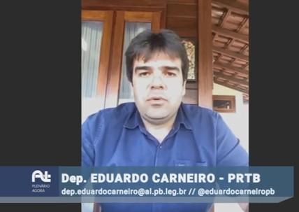 f5c72b6e b207 48f1 a0cf d34f79f87b5c - ALPB aprova indicações de Eduardo que asseguram isenção e prorrogação de tributos para empresas do setor de turismo