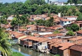 Paraíba tem mais de 64 mil residências em favelas, revela IBGE