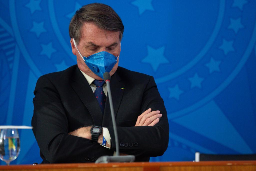 gettyimages 1207852049 1 - TRF-3 mantém ordem para Bolsonaro entregar resultado de exames de coronavírus