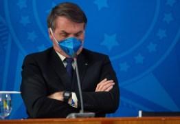 """Bolsonaro volta a criticar governadores: """"Quem não quiser trabalhar, que fique em casa"""""""