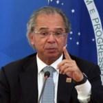 guedes 2 - TOMBO DO PIB: Guedes pede 'solidariedade' para retomada rápida da economia