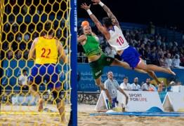 Beach Handebol brasileiro busca alternativas para se manter no topo