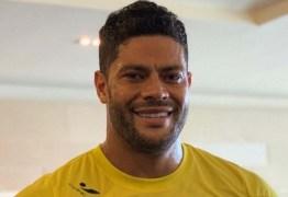 'Atingiu minha moral': apresentadora do SBT entra com processo contra o jogador paraibano Hulk